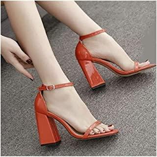 Zapatos Para Vestir Amazon Sandalias De Naranja esCharol HYbWI2eD9E