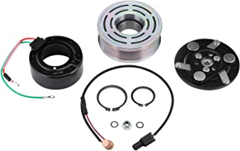 AC Clutch Kit Compressor Assembly Replacement for Honda Civic 1.8L 2005 2006 2007 2008 2009 2010 2011 2012