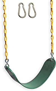 Eastern Jungle Gym Heavy-Duty Replacement Swing Seat, Sling Swing with 66