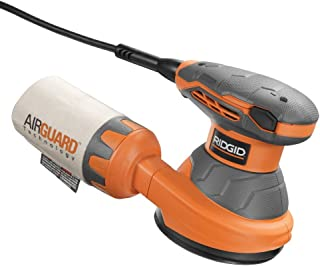 Ridgid ZRR2601 3 Amp 120V 5 in. Random Orbit Sander (Renewed)