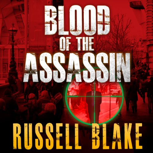 Blood of the Assassin cover art