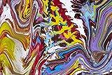 Liquitex 5432 Gieß- und Pouring- Medium, wasserfest, nicht-vergilbend, flexibel, erhöht den Farbfluss, 946 ml Flasche - 8