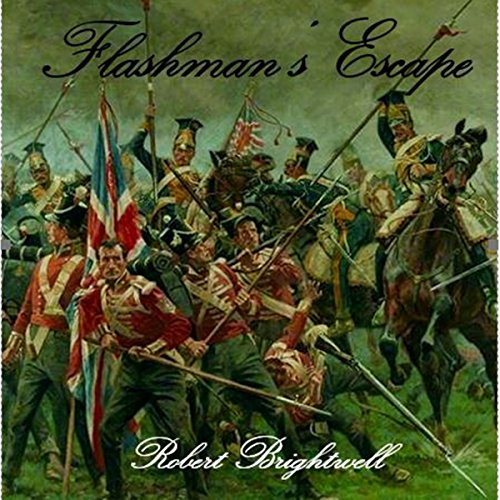 Flashman's Escape audiobook cover art