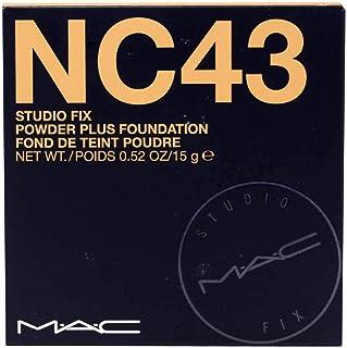 MAC Studio Fix Powder Plus Foundation - NC43 15g/0.52oz