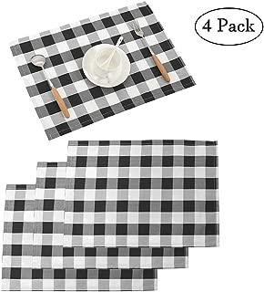 Best plaid paper placemats Reviews