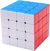 Wings of wind - GEM 4x4x4 Magic Cube, Speed and Smooth 4x4 Cube Stickerless Puzzle Cube (62mm)
