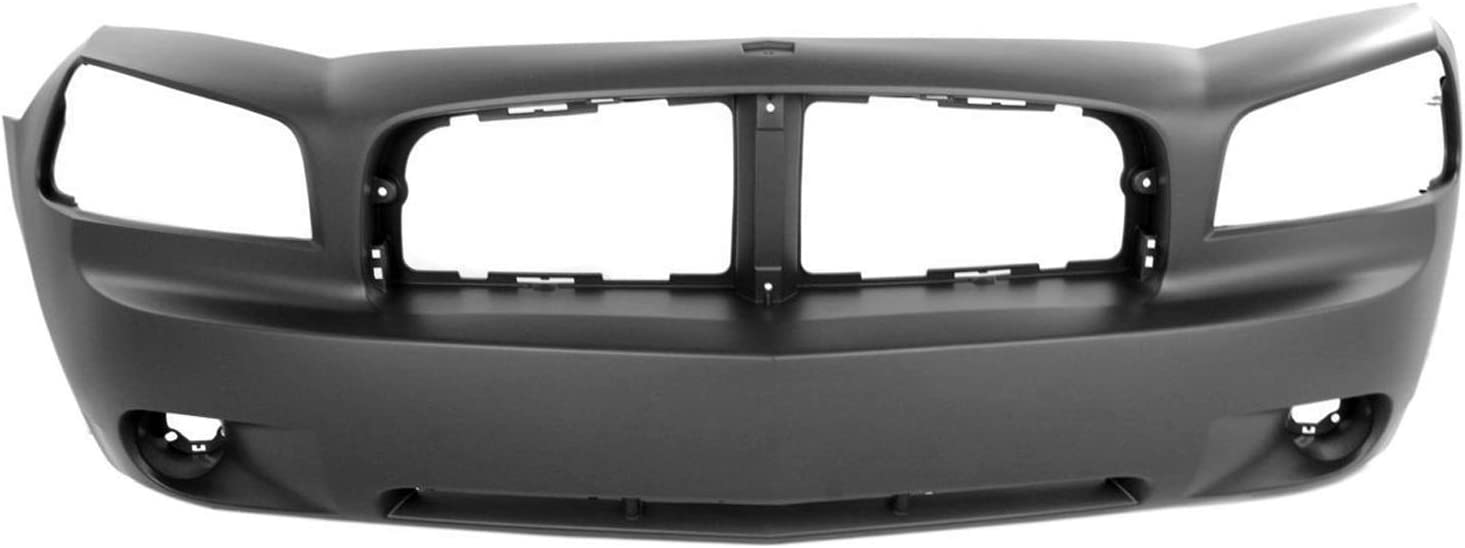 Charger Award 06-10 Be super welcome Front Bumper Cover Pkg. o w Performance Primed
