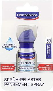 HANSAPLAST Spray Plaster Waterproof, breathable and flexible