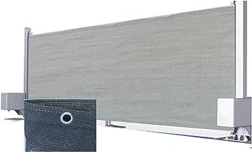 Terras Privacy Scherm Hek Balkon Schaduw Hek HDPE Weer- En UV-bestendig Windscherm Met Kabelbinders Gebruikt Voor Tuinterr...