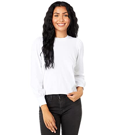 LAmade Tinsley Top in Tissue Jersey