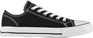 SoulCal Mens Canvas Low Trainers Shoes Pumps Sneakers