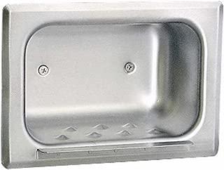 Bobrick Recessed Heavy-Duty Soap Dish