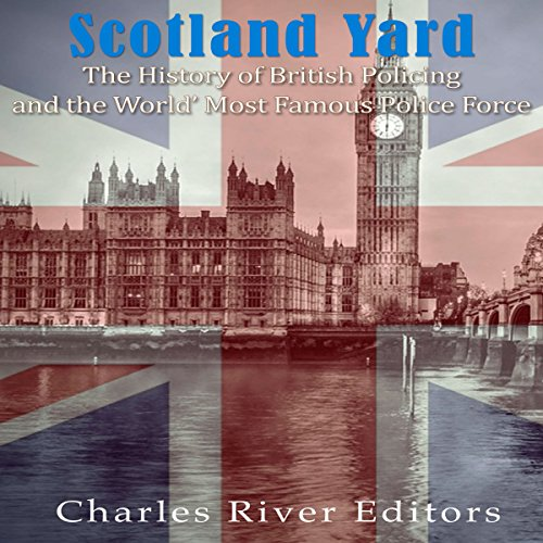 Scotland Yard audiobook cover art