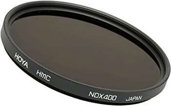 Hoya 72mm Neutral Density ND-400 X, 9 Stop Multi-Coated Glass Filter