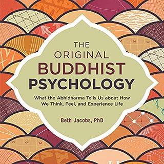 The Original Buddhist Psychology audiobook cover art