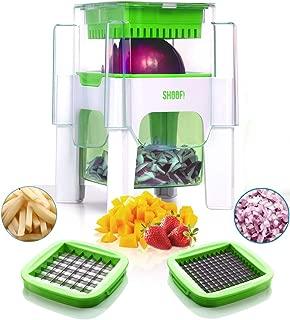 Best vegetable fruit slicer container chopper peeler Reviews