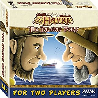 Le Havre 2 Player Le Havre Inland Port 2 Player Box Dice