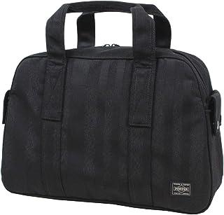 吉田カバン PORTER ポーター TANGO BLACK タンゴ ブラック ボストンバッグ 638-07163