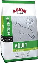 Arion Adult Medium Chicken & Rice Comida para Perros - 12000 gr