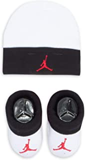 NIKE Baby Boys' Hat and Booties 2-Piece Set