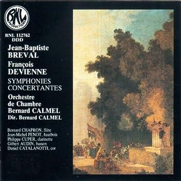 Bréval & Devienne: Symphonies Concertantes