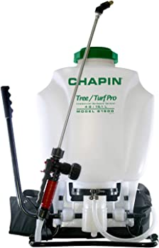 Chapin 4-Gallon Tree and Turf Pro Commercial Backpack Sprayer