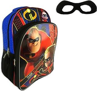 Disney Pixar Incredibles 2 Backpack & Eyemask Set