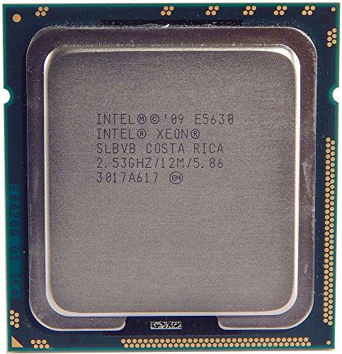 Intel Xeon 253GHz 4-Core E5630CPU slbvb