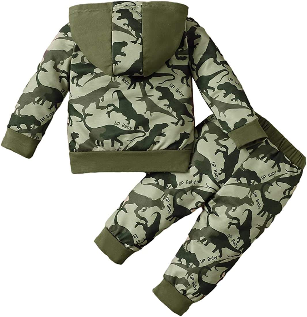 Toddler Baby Boy Clothes Arrow Print