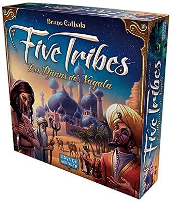 Asmodee Jeux de stratégie - Five Tribes