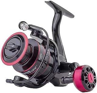 Spinning Fishing Reel Smooth Powerful - High Speed 5.2:1...