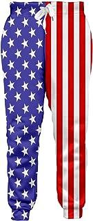 Best Leapparel Men/Women 3D Joggers Pants Funny Graphic Sweatpants Unisex Casual Mens Sweatpants Sport Track Sweatpants Baggy Reviews