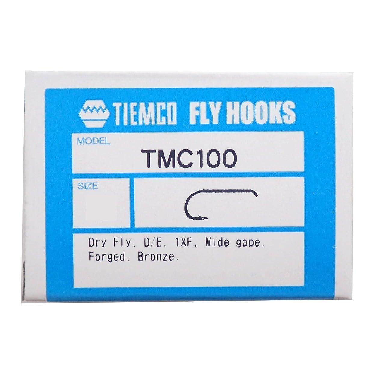 レザー引く想像するティムコ(TIEMCO) TMC100 フック 釣り針