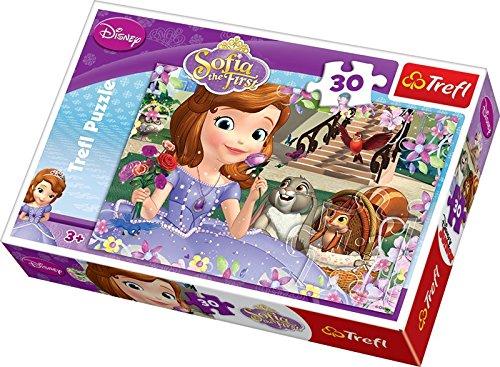 Sofia the First Puzzle 30 Pachnace róze