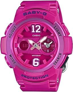Casio Womens Quartz Watch, Analog-Digital Display and Resin Strap