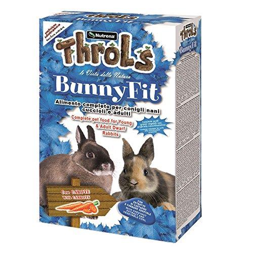 RAGGIO DI SOLE Throls coniglio bunny fit gr. 900 - Mangimi roditori