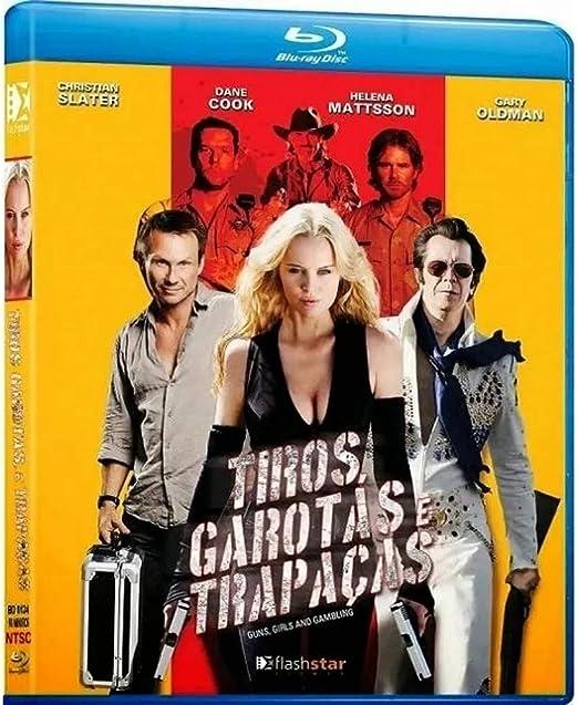 Tiros, Garotas E Trapaças Trial Áudio 2012 - BluRay 1080p