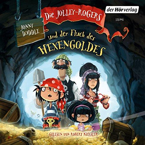 Die Jolley-Rogers und der Fluch des Hexengoldes Titelbild