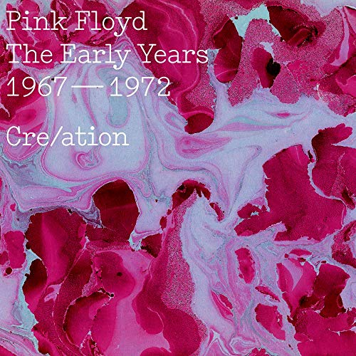 The Early Years 1967-1972 Cre/ation
