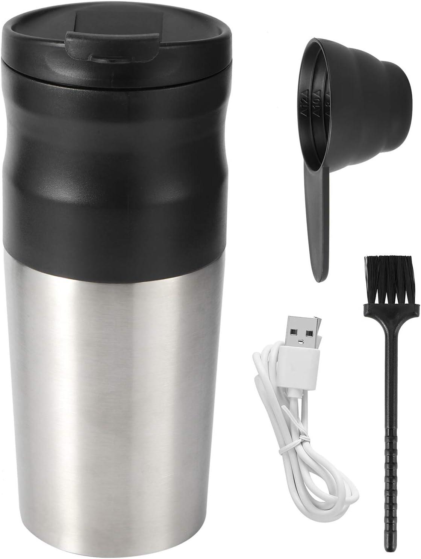 Coffee Bean Grinder New York Mall Electric Max 82% OFF Mill Mach Grain