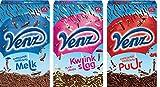 Vorteilspaket Venz Schokoladenstreusel 3 x 400 g -