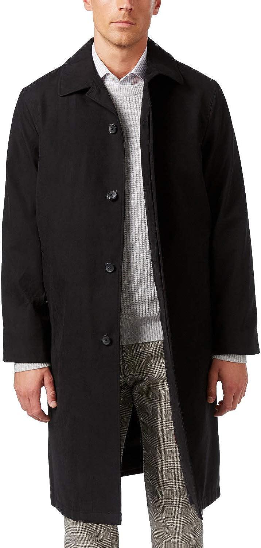 Kenneth Cole New York Men's Retz Water Repellent Raincoat