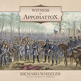 Witness to Appomattox cover art