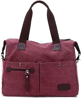 Mens Bag Satchel Bag Canvas Shoulder BagsHandbag Messenger Bags/Business/College High capacity