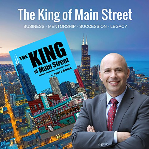 The King of Main Street audiobook cover art
