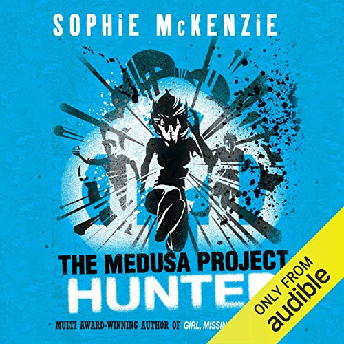 Couverture de The Medusa Project: The Hunted