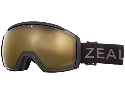 Zeal Optics Hemisphere (Dark Night w/ Automatic+ YB) Goggles