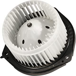 AC Blower Motor with Fan - Replaces 22754990, 15850268, 22792042, 19153333 - Fits 2004-2016 Chevy Impala, 2004-2008 Pontiac Grand Prix, 2005-2009 Buick LaCrosse, 2004-2007 Chevy Monte Carlo