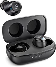 UGREEN HiTune Wireless Earbuds, In-Ear Bluetooth Earphone, cVc 8 Noise Cancelling Microphone, aptX Codec, Hifi Stereo, EQ Switch, Comfort Fit, IPX5 Waterproof Wireless Headphone for Sport and Work