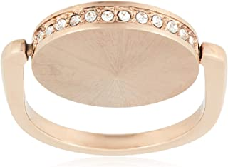 Esprit Sunset Sparkle Ring For Women , Stainless Steel - Esrg00022216, 16 mm